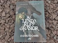 A Lenda de Ruff Ghanor - Volume I - Resenha