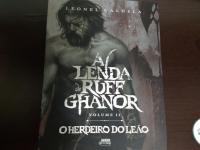 A LENDA DE RUFF GHANOR - VOLUME II - RESENHA