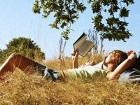 Ame um leitor