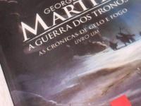 As Crônicas de Gelo e Fogo - Livro I: A Guerra dos Tronos - Resenha