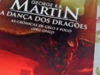 As Crônicas de Gelo e Fogo - livro V: A Dança dos Dragões - Resenha