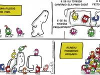 E se... #tirinha