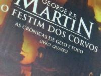 Guerra dos Tronos - Livro IV: O festim dos corvos - Resenha