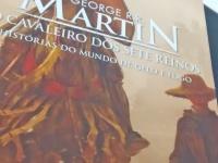 O cavaleiro dos Sete Reinos - Histórias do mundo de Gelo e Fogo - Resenha