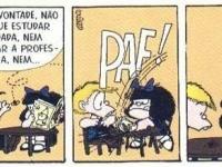 O que eu queria ser #tirinha