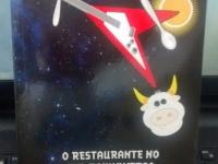 O Restaurante no Fim do Universo – Volume 2 da série O Mochileiro das Galáxias - Resenha