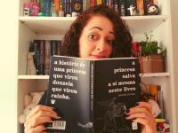 Resenha sobre o livro A princesa salva a si mesma neste livro