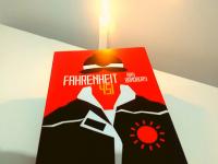 Resenha sobre o livro Fahrenheit 451