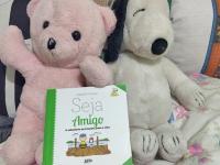 Seja amigo - A sabedoria de Peanuts para a vida - Resenha