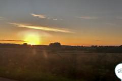 O pôr do sol que eu não queria ver