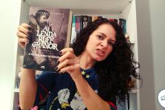 Resenha sobre o livro A Lenda de Ruff Ghanor - Volume 3