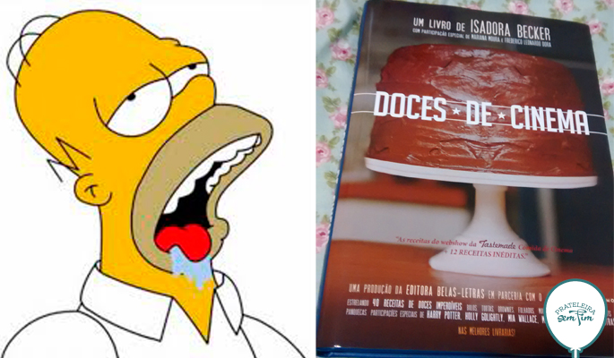 Homer babando