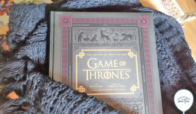Game of Thrones - guia sobre a primeira temporada da série - R$20,00