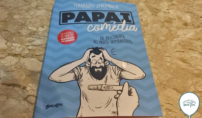 Papai comédia - R$10,00