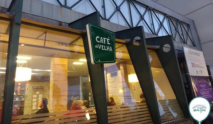 Café da Velha na Casa da Cultura