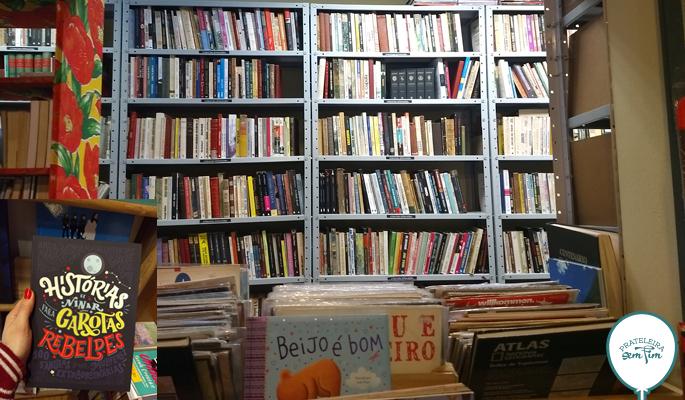 Livros, livros e mais livros!