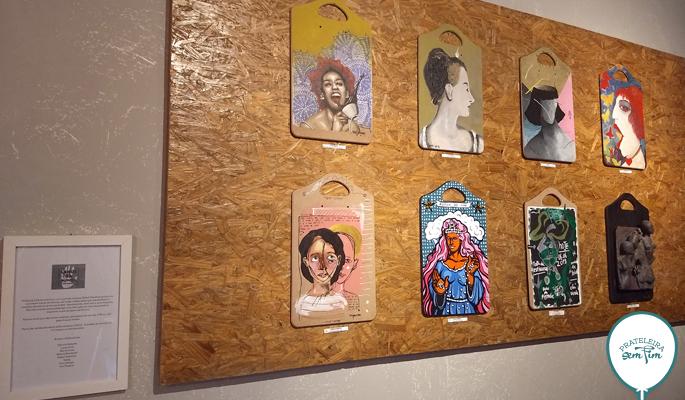 Exposição de artista locais. :)