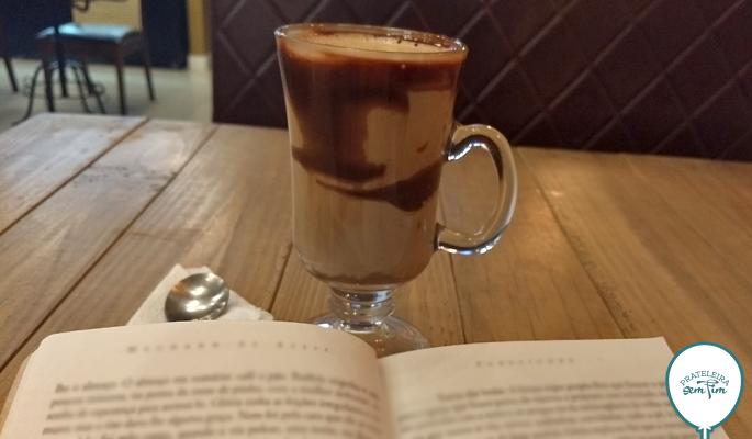 Cappuccino com Nutella? Sim ou com certeza?
